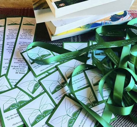 photo of book fairy bundle