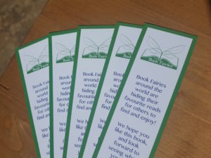 the book fairies bookmarks