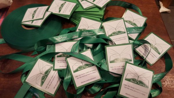 the book fairies ribbon