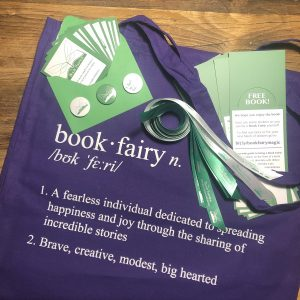 book fairy dictionary definition tote bag