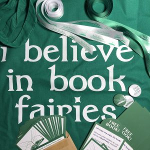the bumper book fairy bundle includes official stickers and more