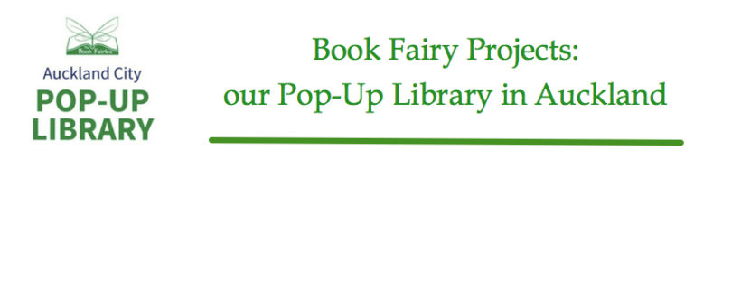 book fairy project library auckland nz