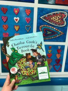 book fairies visit bristol hospital