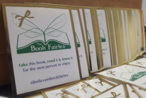 book fairy birthday stickers