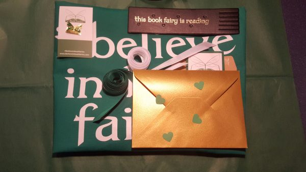 gift from the book fairies