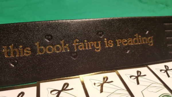 bookmarks book fairy birthday
