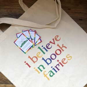 Pride Tote Bag from The Book Fairies