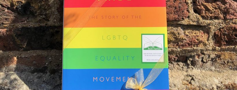 The Book Fairies celebrate Pride