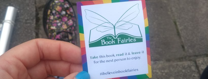 book fairies harrogate celebrate Pride