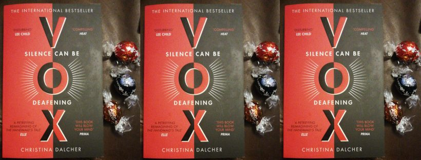 book review of vox by christina dalcher