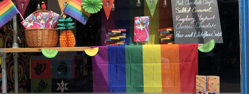 Pride Brighton and The Book Fairies