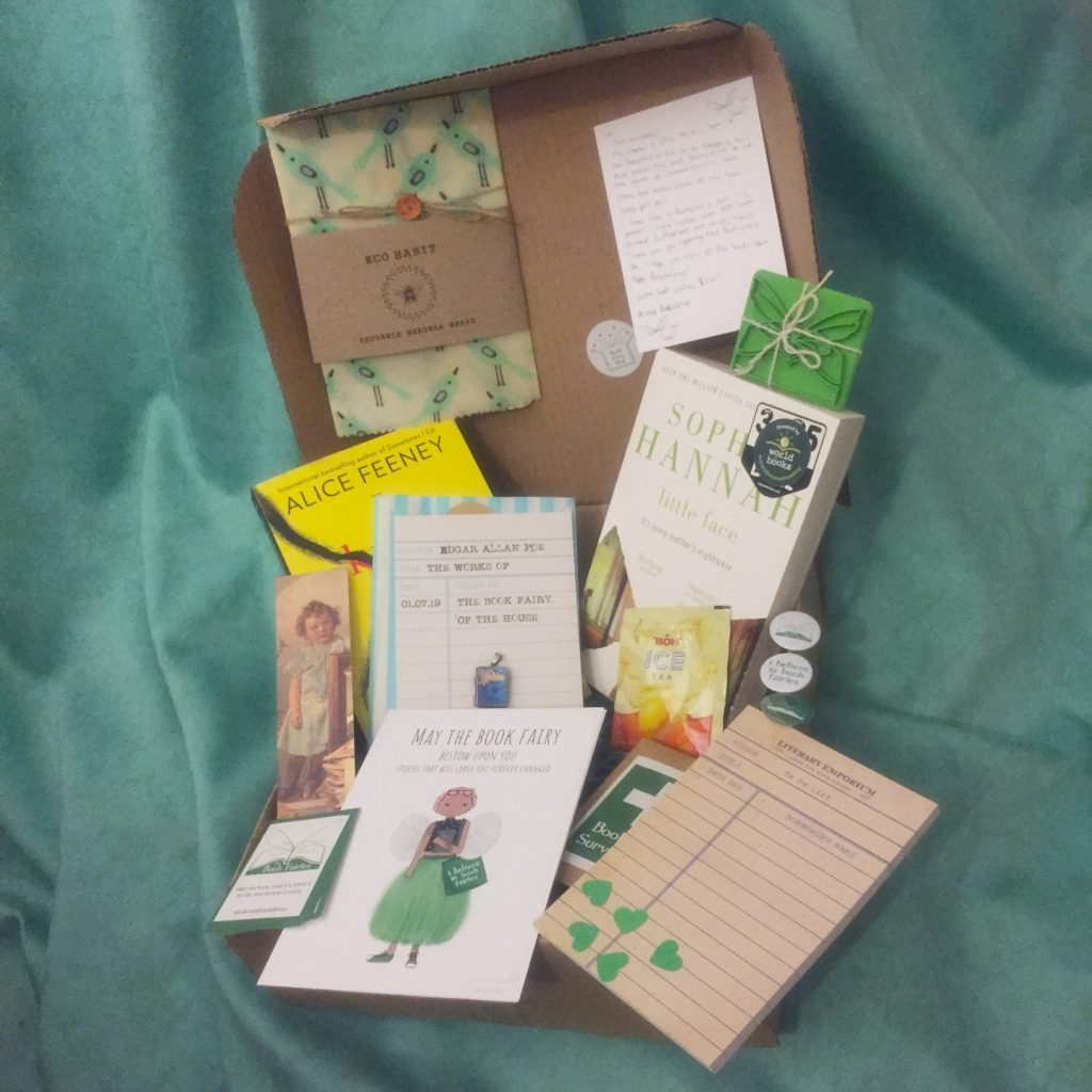 book fairy box july august review