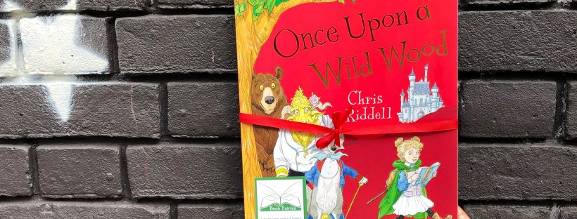 once upon a wild wood book fairies