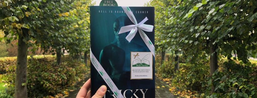 Book fairies hide Trickys autobiography in London and Bristol