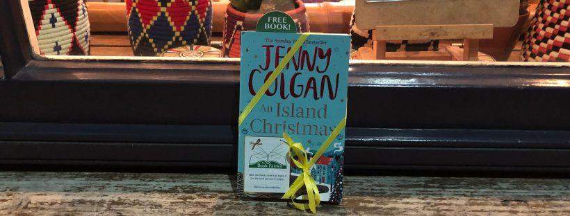 An island christmas by jenny colgan is hidden by book fairies