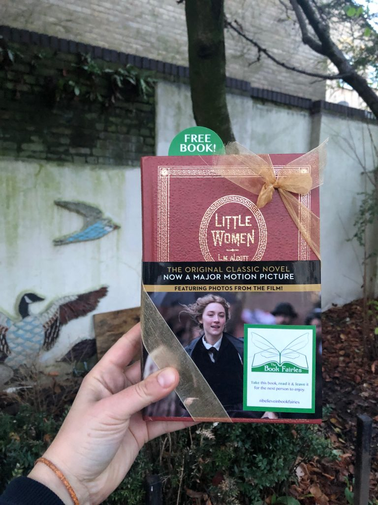 Lwbookfairies Little Women Activity With Emma Watson The Book Fairies