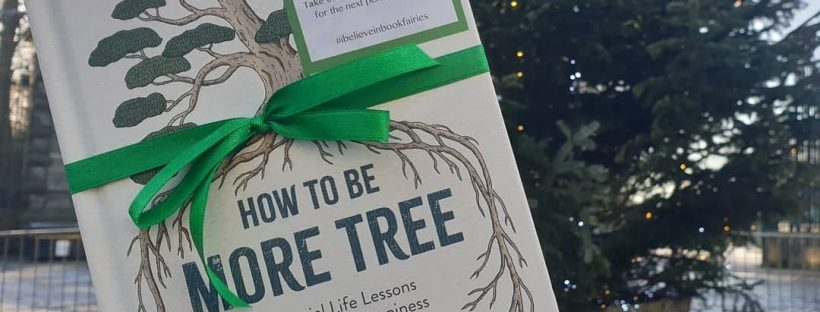 how to be more tree michael o mara books hidden by book fairies
