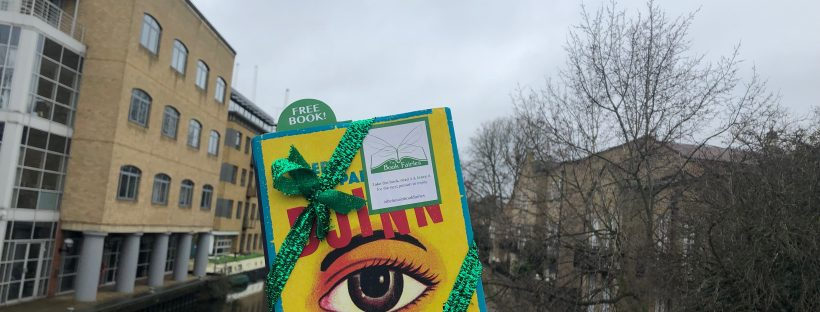 Djinn Patrol on the Purple Line was released today and hidden by the book fairies in the uk