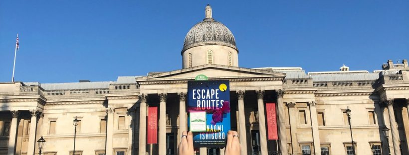 book fairies in london hide escape routes by naomi ishiguro for people to find