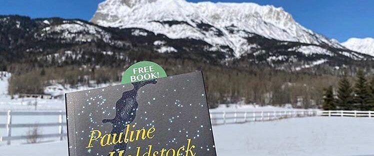 here i am by pauline holdstock is hidden by book fairies in the USA and Canada