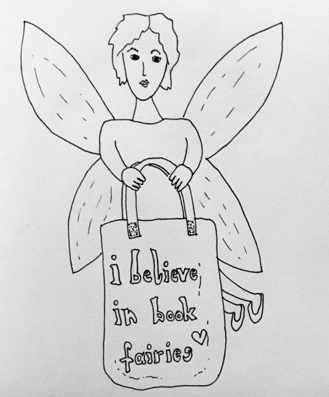 book fairies in isolation