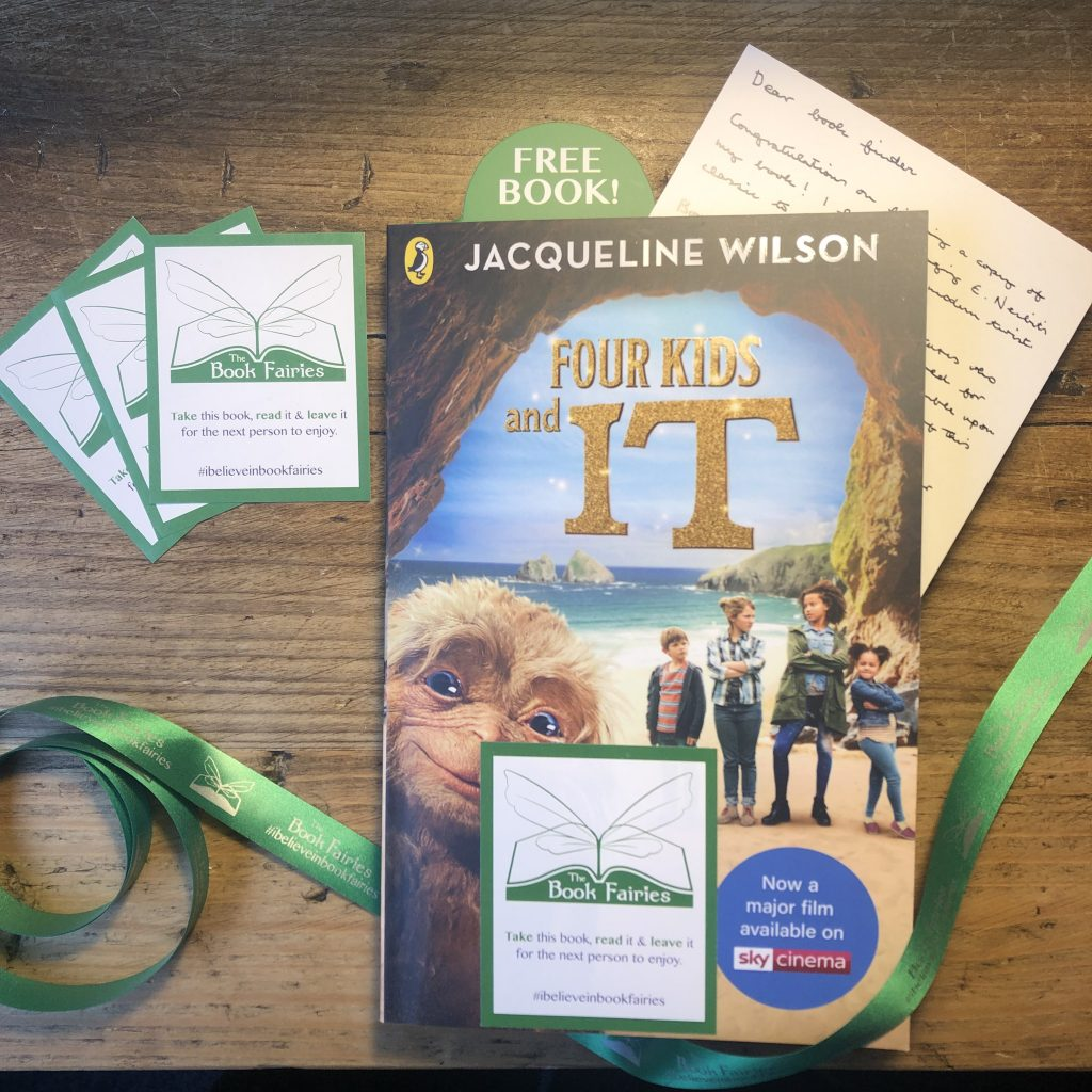 book fairies giveaway of four kids and it with sky cinema