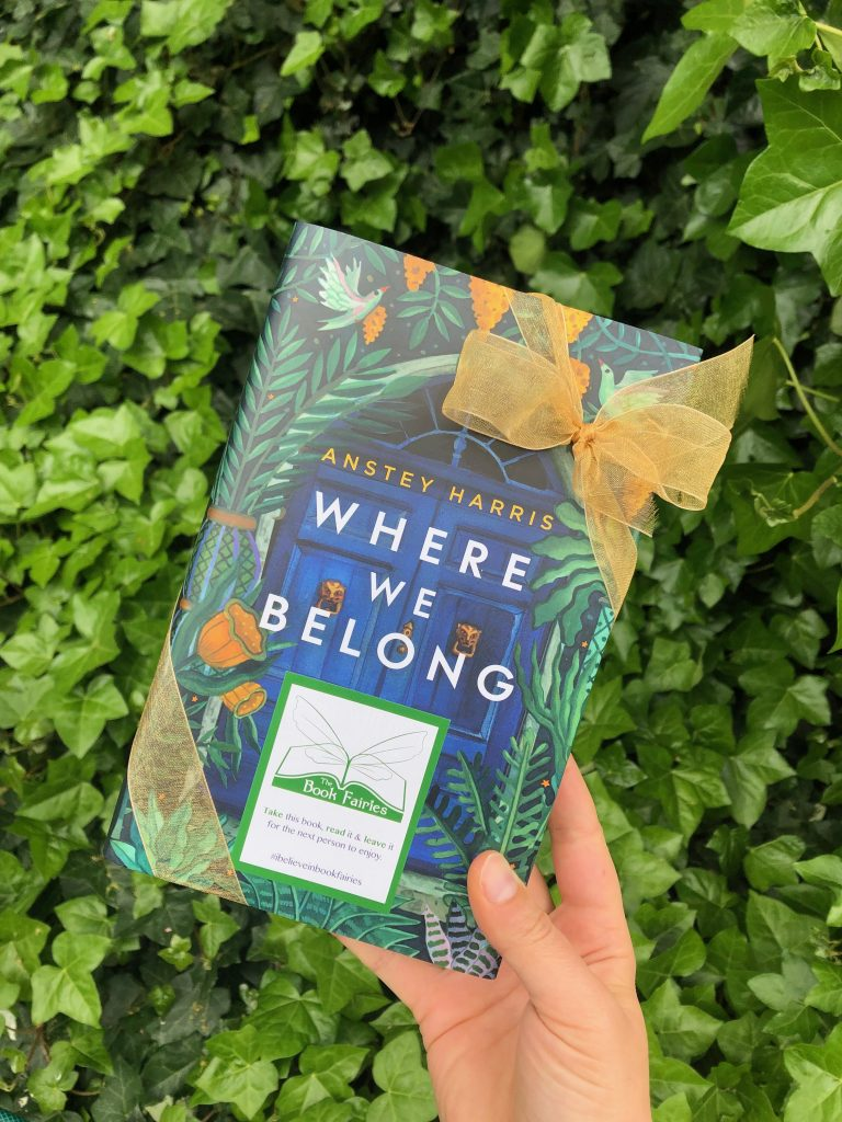 giveaway book fairies with where we belong