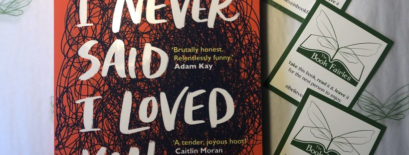 i never said i loved you by rhik sammander book fairy review