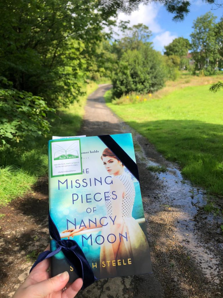 book fairies campaign with Headline Publishing Group