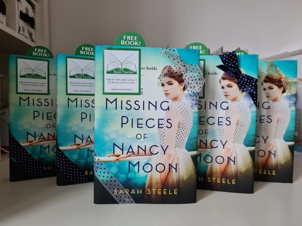 nancy moon book sarah steele the book fairies