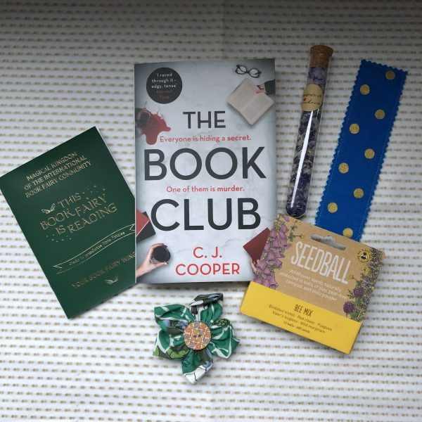mother's day gift from the book fairies