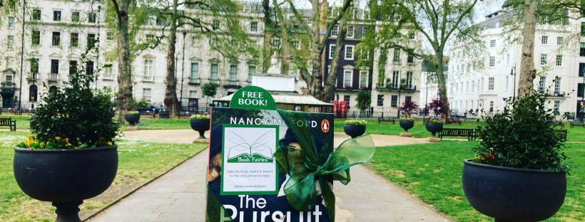 Berkeley Square - Book Fairies hide copies of The Pursuit of Love for BBC drama