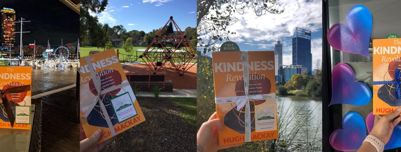 The Kindness Revolution Allen and Unwin and The Book Fairies of Australia
