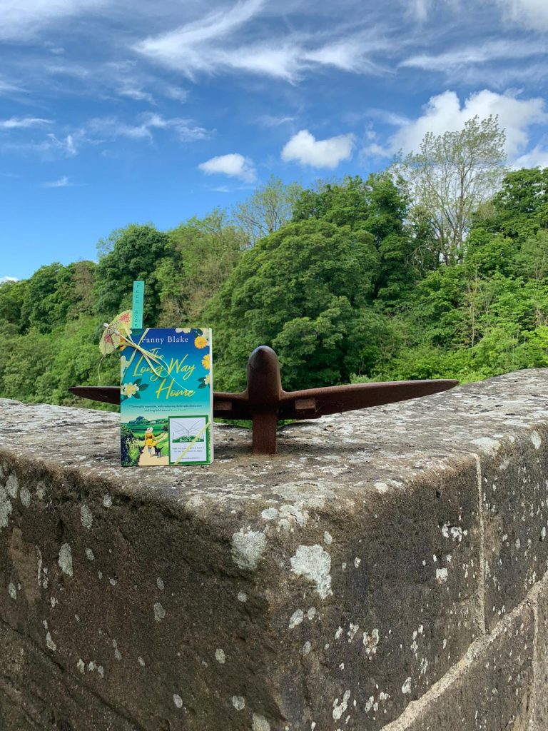 The Book Fairies celebrate The Long Way Home by Fanny Blake in Durham