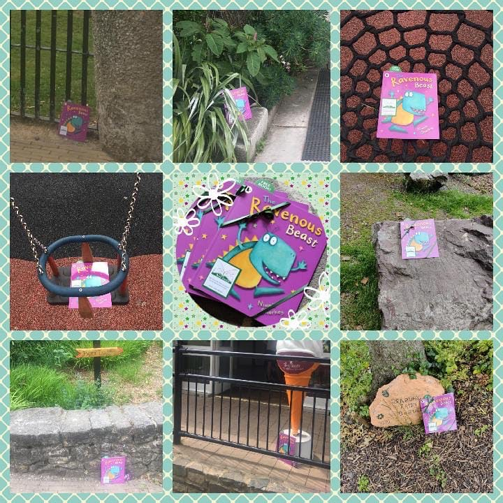 The Book Fairies in Ireland with Cruinniú na nÓg and Fingal Libraries collection