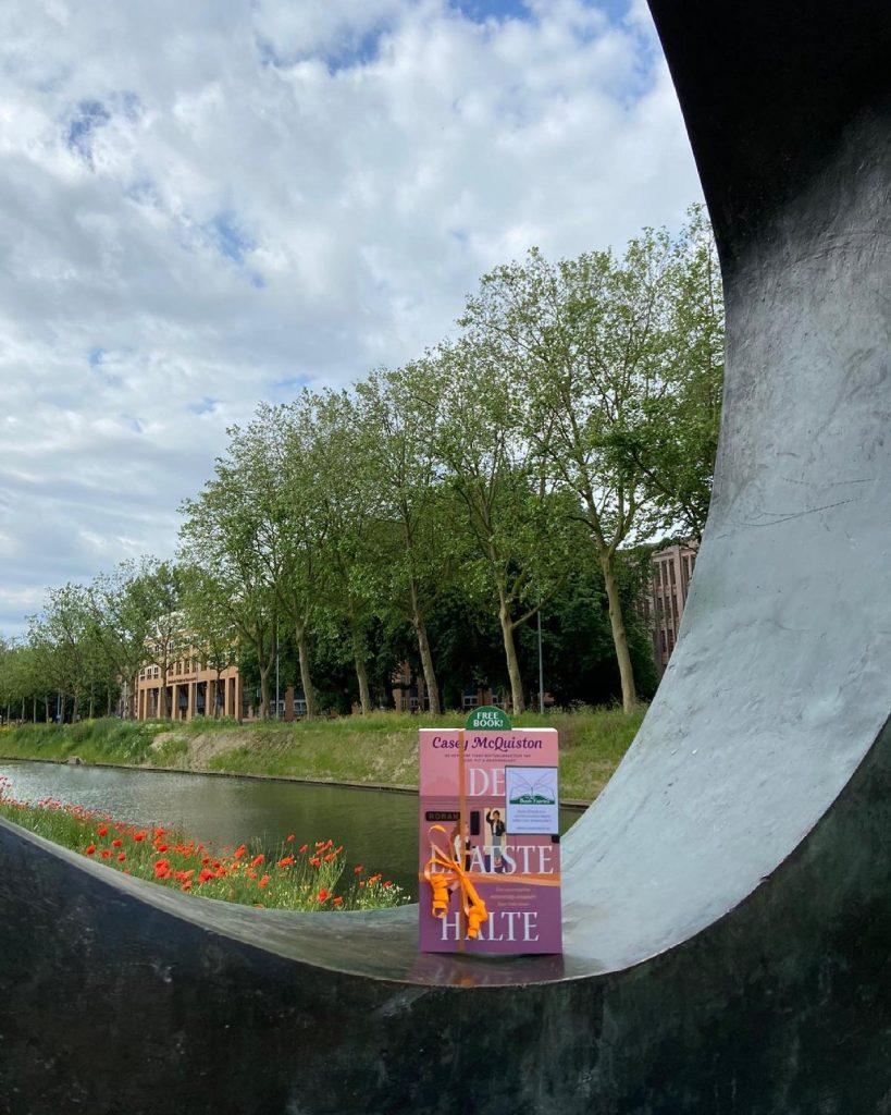 The Book Fairies in the Netherlands shared De Laatste Halte by Casey McQuiston in Utrecht