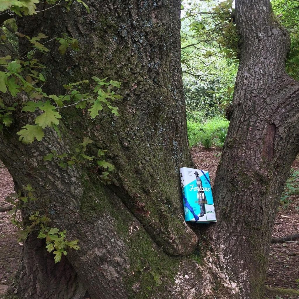 The Fortune Men by Nadifa Mohamed hidden by The Book Fairies in Worcester