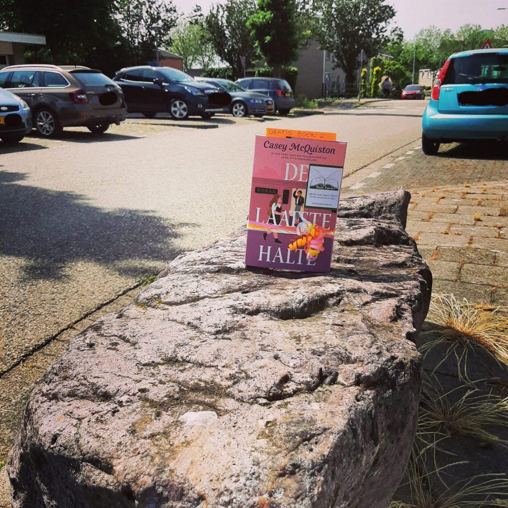 The Book Fairies in the Netherlands shared De Laatste Halte by Casey McQuiston Aarnem
