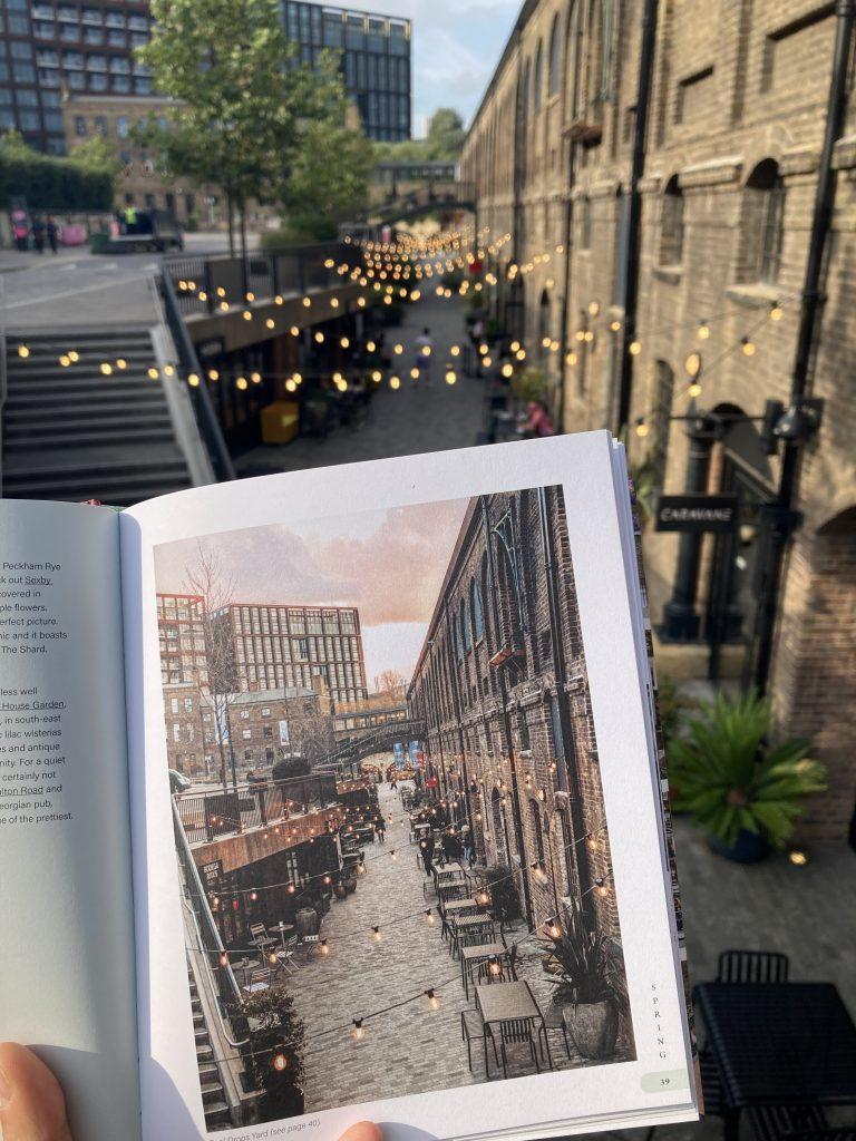 Pretty Little London hidden by book fairies - Coal Drops Yard London