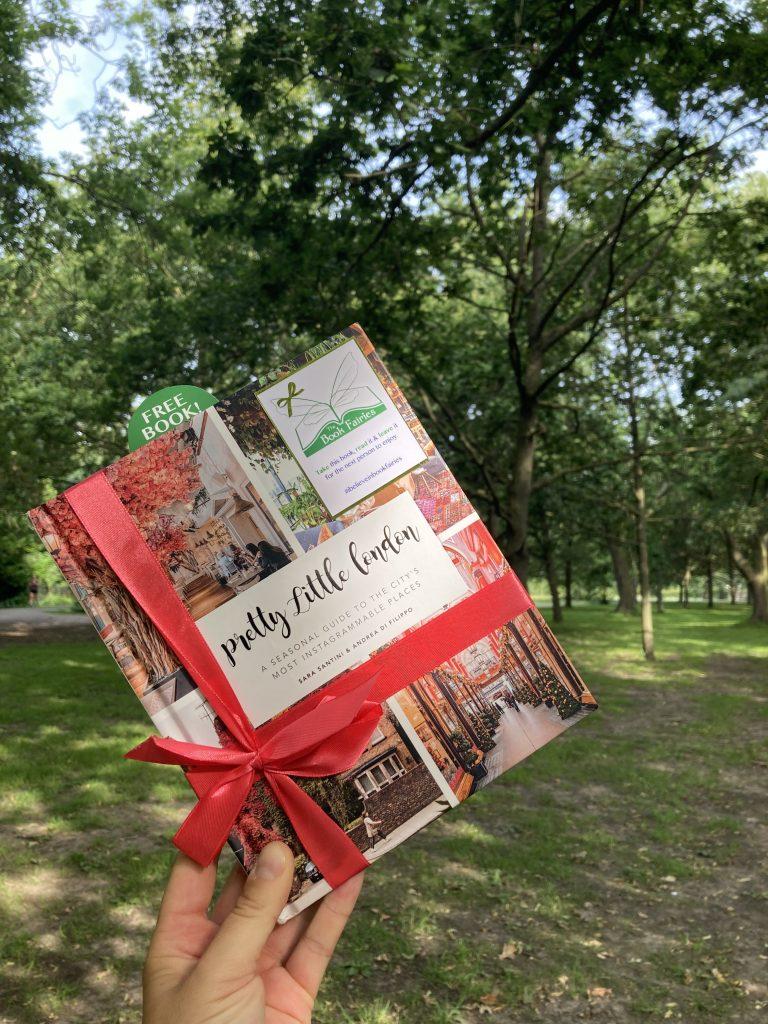 Pretty Little London hidden by book fairies - Regent's Park