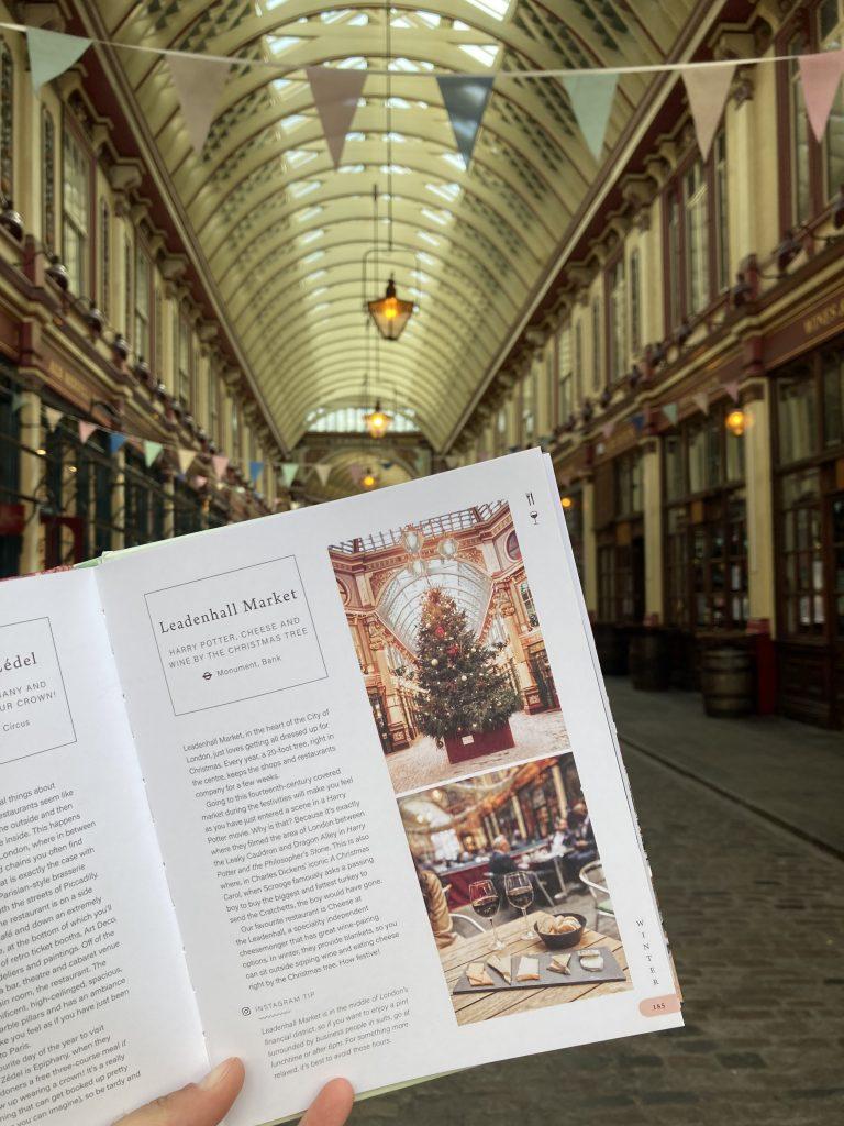 Pretty Little London hidden by book fairies - - Leadenhall