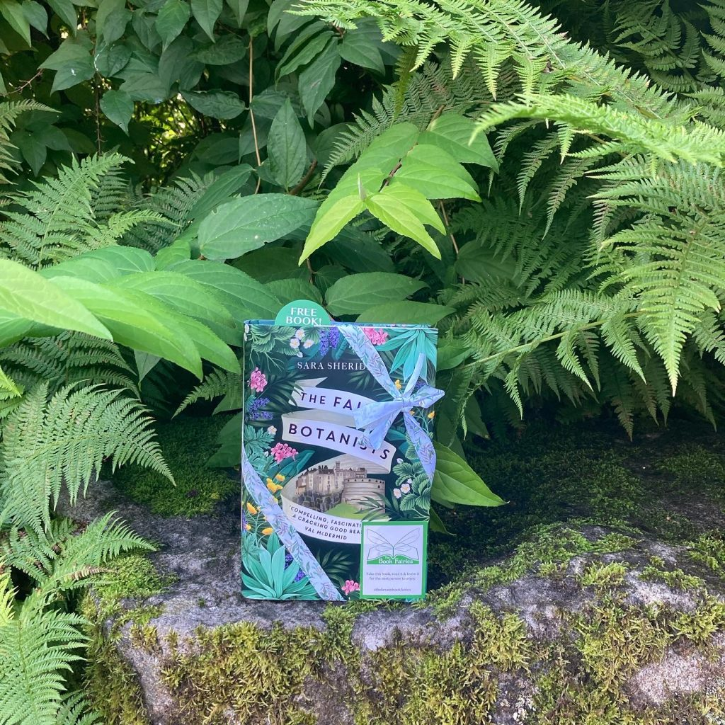 The Fair Botanists makes an early release with The Book Fairies - botanical setting
