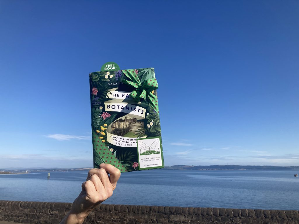 The Fair Botanists makes an early release with The Book Fairies at the Firth of Forth