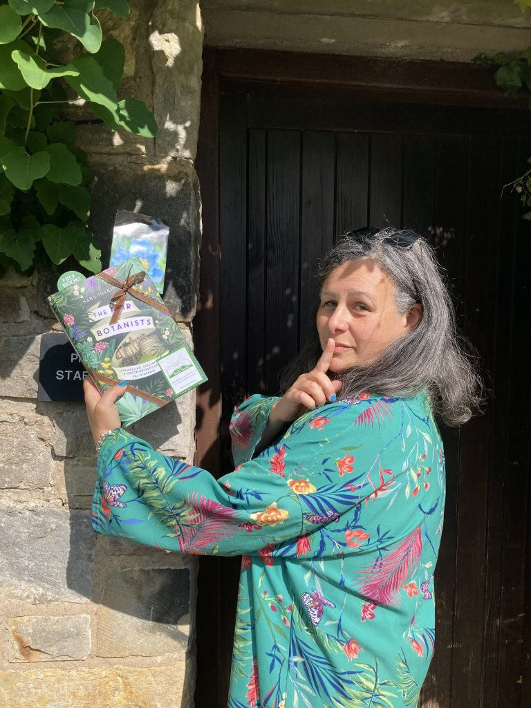 The Fair Botanists makes an early release with The Book Fairies - Book Fairy for a Day