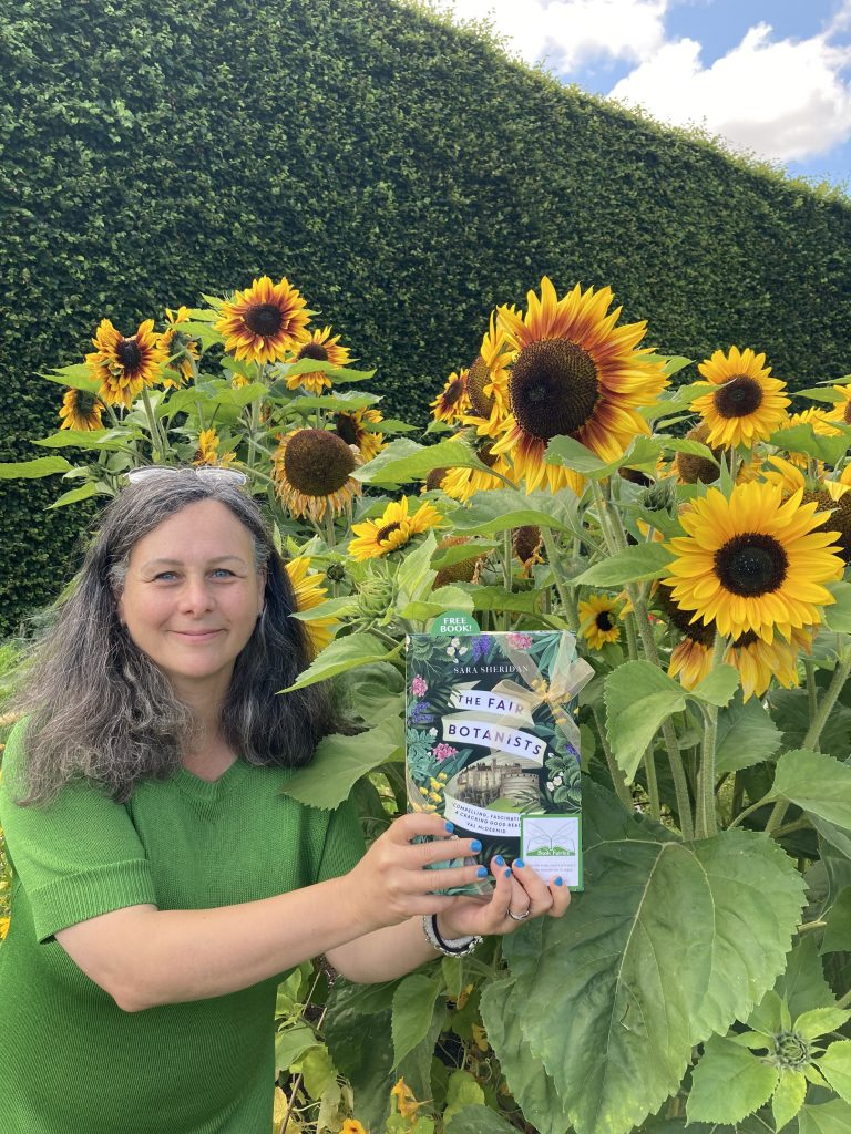 The Fair Botanists makes an early release with The Book Fairies with the author