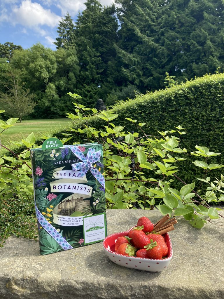 The Fair Botanists makes an early release with The Book Fairies at the Royal Botanic Gardens Edinburgh