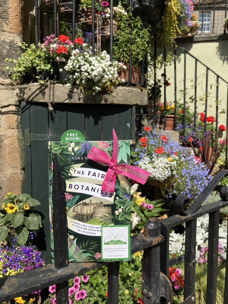 The Fair Botanists makes an early release with The Book Fairies in Edinburgh