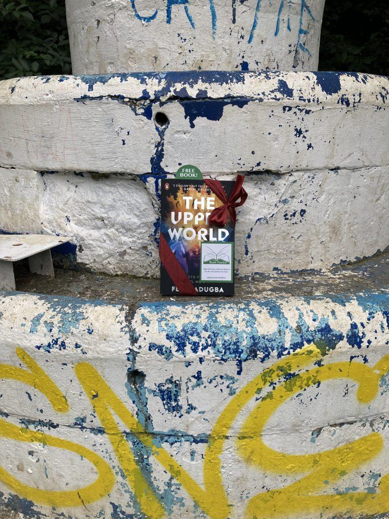 Book Fairies follow the plot of The Upper World by Femi Fatugba in a Peckham Park