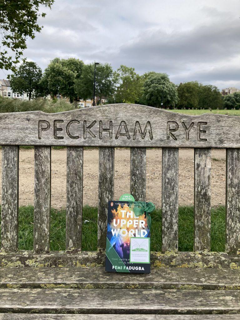 Book Fairies follow the plot of The Upper World by Femi Fatugba in Peckham Rye