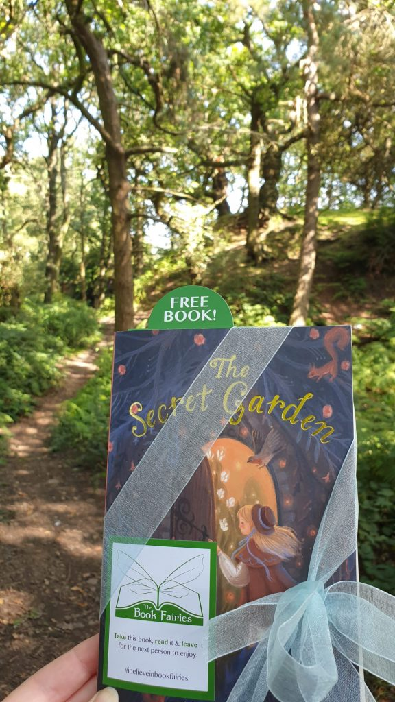 The Book Fairies and Wordsworth Editions share classic literature - The Secret Garden